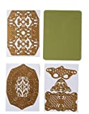 Anna Griffin Cuttlebug Cut & Emboss Die Set - Fretwork #2