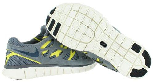 Nike Zapatillas Running Nike Free Run 2 Gris / Amarillo