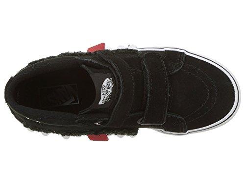 Pictures of Vans Boy's Sk8 Mid Reissue V Skate Shoes M 4