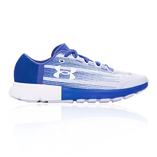 Under Armour Men's Speedform Velociti Running Shoe, Lavender Ice (500)/Deep Periwinkle, 6