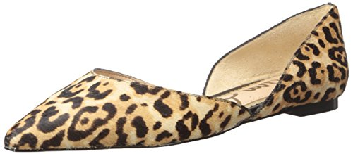 Sam Edelman Women's Rodney Ballet Flat, Sand, 8.5 Medium US by Sam Edelman