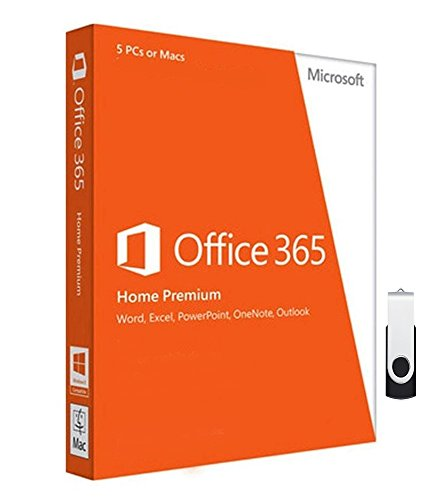 Microsoft Office 365 Pro Plus 2016 For Mac  Lifetime Personal Account5 Devices  Usb Flash Drive