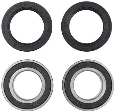 Rear Axle Bearing and Seal Kit for Suzuki Vinson 500 4x4 Automatic 2003-2007