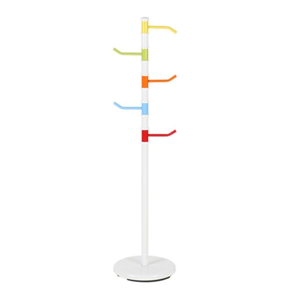 Amazon.com: DTTXGUAGOU Coat Rack Floor Rack Modern ...