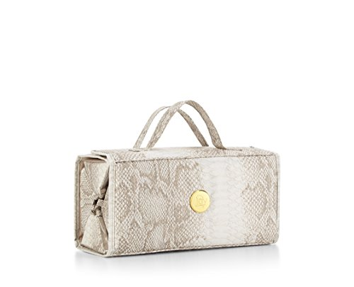 Joy Mangano Better Beauty Case, Large, Python