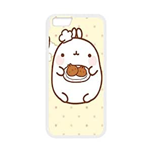 "GTROCG Cartoon Smile Face Phone Case For iPhone 6 (4.7"") [Pattern-2]"