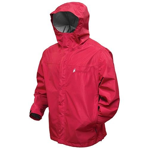 Frogg Toggs Java Toadz 2.5 Jacket, Redzilla Red JT62130-10SM by Frogg Toggs (Image #1)