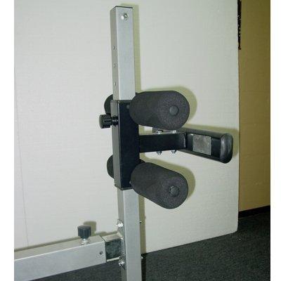 Valor Athletics Back Extension/Sit-up Bench