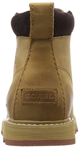 Toe SOREL Crouton Buff Moc Boots Waterproof Men's Madson HzTq1A