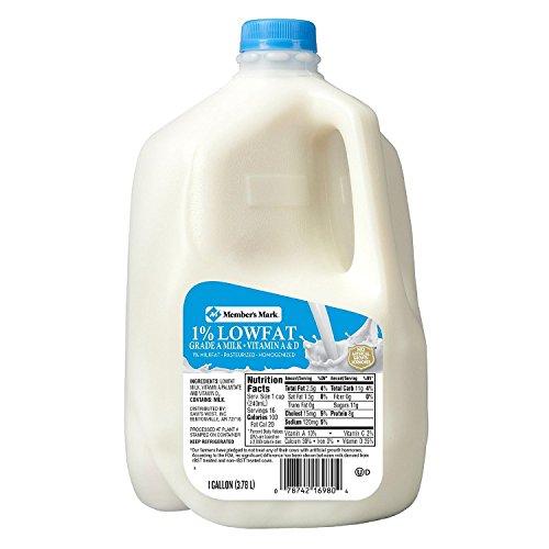1% Milk 1 Gallon by Cyber Sweetz