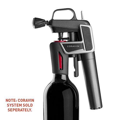 Coravin 802013 Wine Preservation System Aerator Black