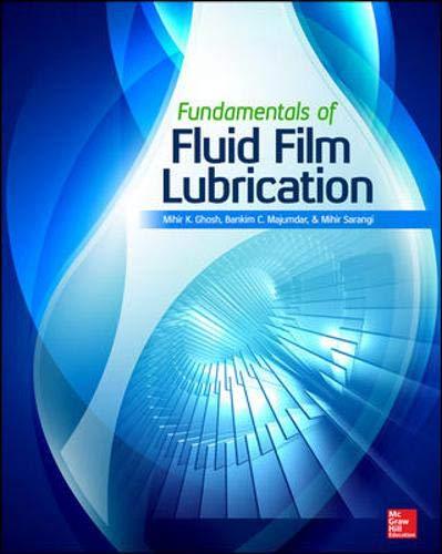 fluid film lubrication - 4