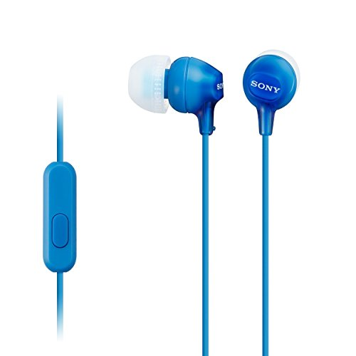 Sony MDREX15AP Fashion Color EX Series Earbud Headset with Mic