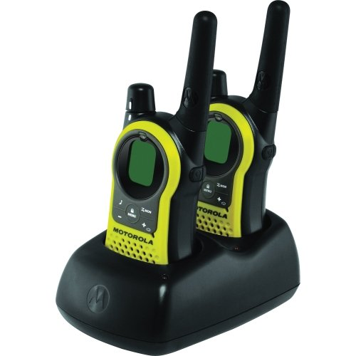 """Motorola Mh230r Talkabout 2. Way Radio . 22 X Gmrs/Frs . 121440 Ft """"Product Type: Wireless Devices/Walkie Talkies"""""""