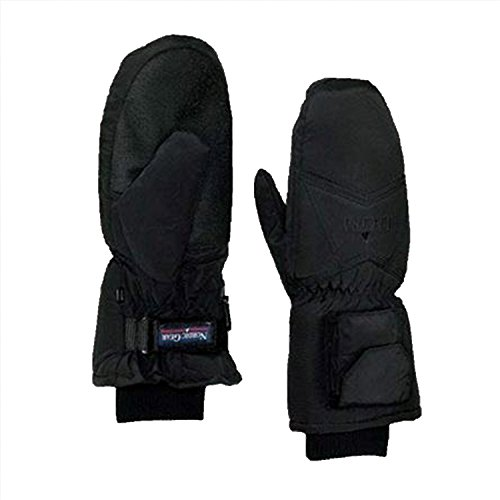 Lectra Mitt Electric Battery Heated Mittens, Black, Medium (Battery Heated Mittens)
