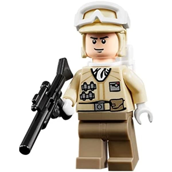 Not Made by Lego Blasters Star Wars Rebel Trooper Army Lot of 5