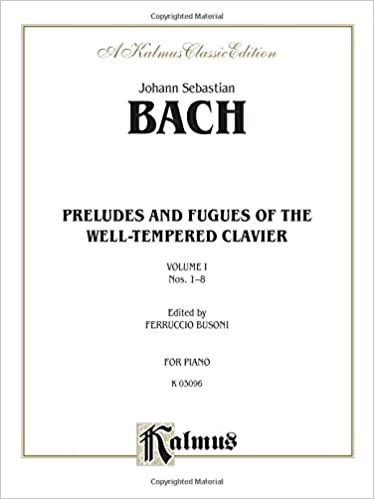 ??FB2?? The Well-Tempered Clavier: 48 Preludes And Fugues, Vol. 1: Nos. 1-8. Briggs acuerdo directs hours Motorrad Currency report decreta