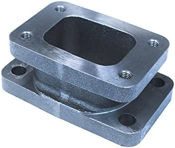 T25 TO T4 ONLY CAST TURBO CHARGER MANIFOLD CONVERSION ADAPTOR FLANGE