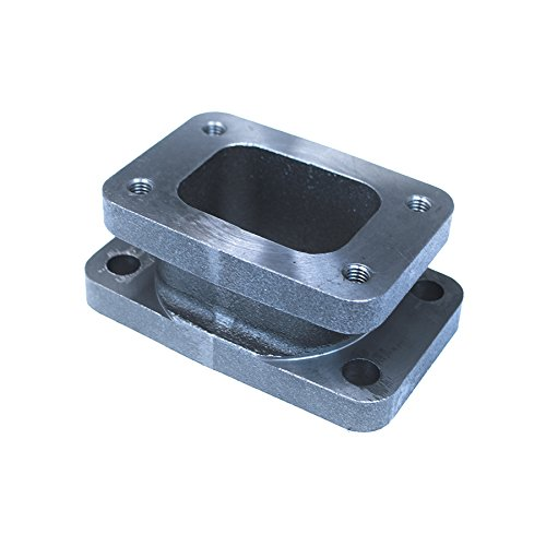 - Rev9Power Rev9_AC-052; Conversion Adaptor Flange For T25 To T3 Turbocharger(Cast)