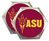 Arizona State Sun Devils Plastic Beverage Coaster 2-Pack