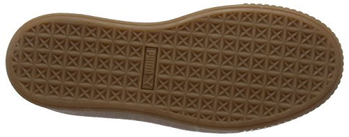 Naranja Animal Coral 05 Dusty Suede Zapatillas Silver para Puma Platform puma Mujer BYOEfwq8