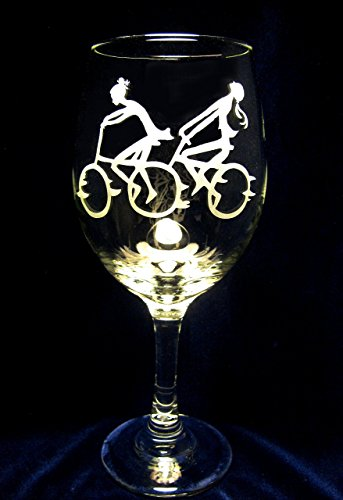 Bicycle Rider Wine (Joyful Bicycle Riders)