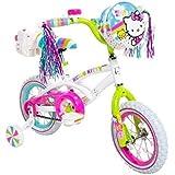 Hello Kitty Girls 12 Bike Small Pink White