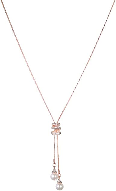 Fashion Women Jewelry Pendant Chain With Chain Necklace Charm Jewelry Gift