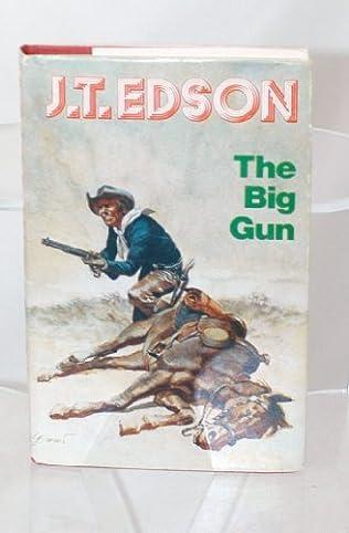 book cover of The Big Gun