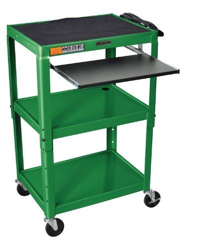 """Offex Adjustable Height Multipurpose 42"""" Steel Table Pull..."""