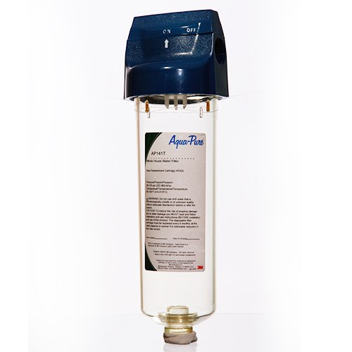 Aqua Pure AP141T Whole House Water Filter Complete System ()