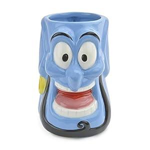 Disney 3D Mug Aladdin Genie Lamp, Ceramic, 400ml