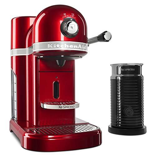 KitchenAid KES0504CA Aeroccino Nespresso Espresso Maker