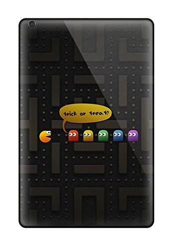 [Snap-on Pacman Halloween Computer Game Halowen Haloowen Hallooween Hallowen Haloween Costumes Party Holiday Halloween Case Cover Skin Compatible With Ipad Mini/mini] (2 Ipads Halloween Costume)
