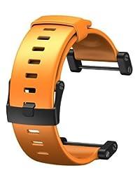 Suunto Core Wrist-Top Computer Watch Replacement Strap Orange Flat)