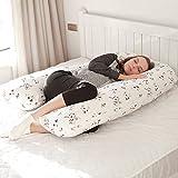 TILLYOU Cotton Maternity Pillow Cover