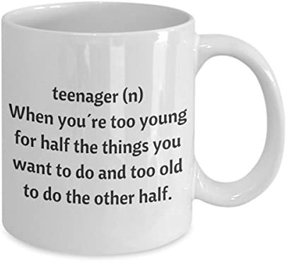 High Quality Ceramic Coffee Mug This is What an Awesome Teenager Looks Like