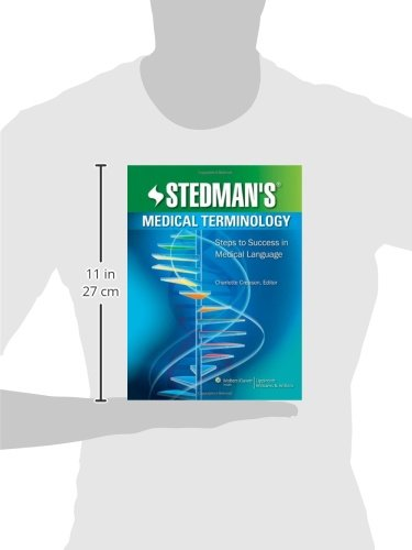 Stedman's Medical Terminology: Steps to Success in Medical Language by Brand: Lippincott Williams Wilkins