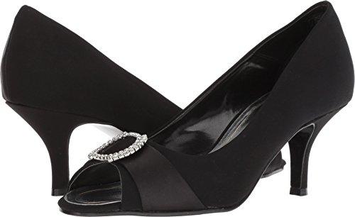 Caparros Women's Nohr Black Faille 9 B US