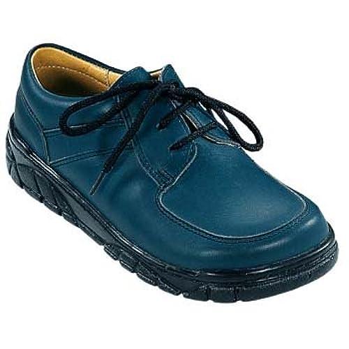 d5d01fada65 Durable Modelando Footprints Jump - Zapatos de cordones de cuero para mujer