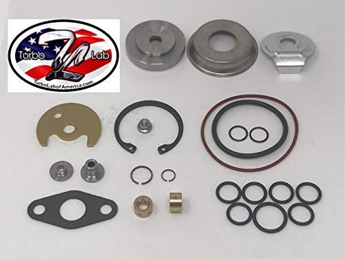 (Turbo Lab America Upgraded Td03 TdO3 Td02 TdO2 N54 335i 535i 135i Turbo Rebuild Kit for BMW)