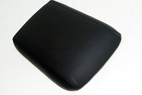 Ford Mustang Center Console Armrest Real Leather Cover Black For 05-09 (Ford Mustang Console)