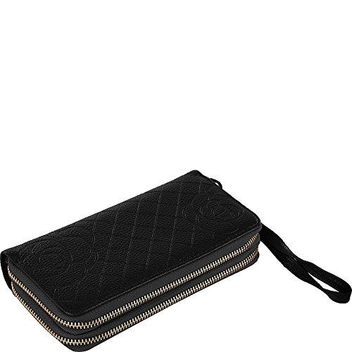 MKF Collection By Mia K Farrow Honey Wristlet Wallet
