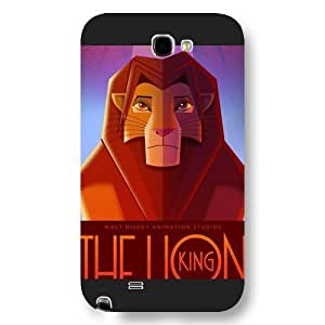 Customized Black Hard Plastic Disney Cartoon the Lion King For SamSung Galaxy S3 Case Cover