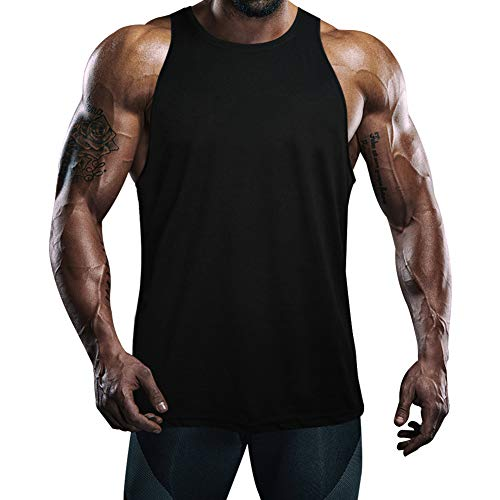 Buy weight lifting tank tops small