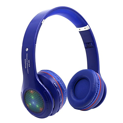 Kids Bluetooth Wireless Headphones On Ear,Children...