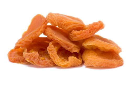 Sincerely Nuts Dried Jumbo California Apricots - Tantalizing Taste - Perfectly Sealed for Freshness - Filled with Antioxidants - Kosher Certified
