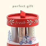 Fresh Sugar Lip Treatment Holiday Ornament 6 Piece