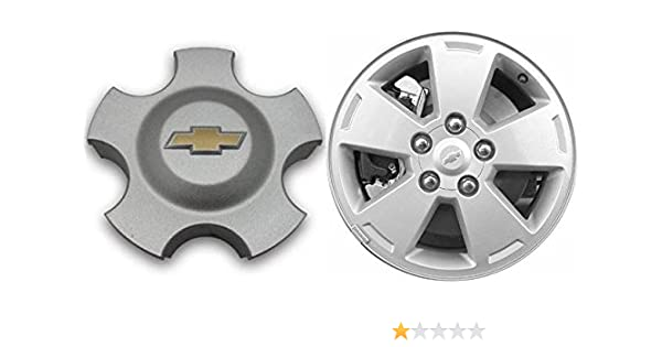 2010 Steel Clips CoverTrend 2008 SILVER Hub Caps Set of 4 Pack 2011 Chevy Impala /& 2006 2009 Wheel Covers 2007 Chevy Monte Carlo 16 INCH Replica Snap On 2007 Cap Aftermarket fits 2006