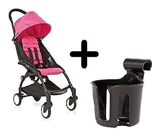 Amazon Com Babyzen Yoyo Stroller Black Pink Babyzen